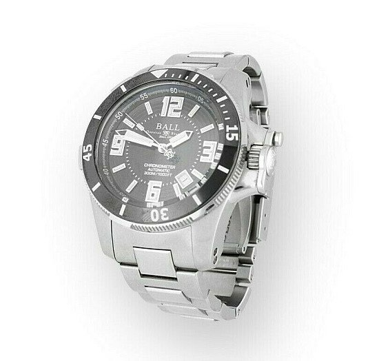 Ball Engineer Hydrocarbon Ceramic XV Stainless Steel Watch – DM2136A-PCJ-BK £1,999.00!