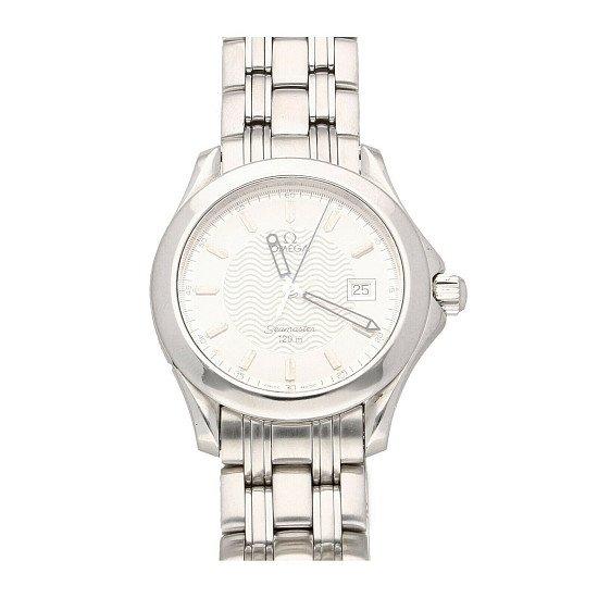 OMEGA Seamaster 120M 2511.31 Date Chronometer Steel Quartz Watch – 2003 Perfect £799.00!