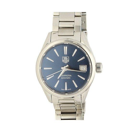 Ladies TAG Heuer Carrera Blue WAR2419.BA0776 Automatic Watch – 2020 Perfect £1,499.00