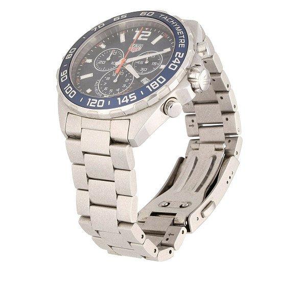 Gents TAG Heuer Formula One Blue CAZ1014.BA0842 Quartz Watch – 2019 Perfect £999.00!