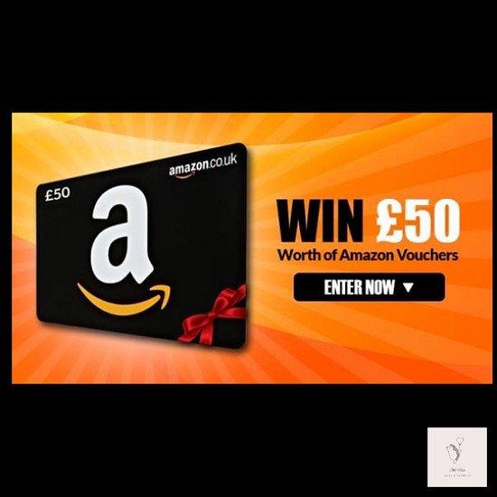 £50 Amazon Voucher Giveaway