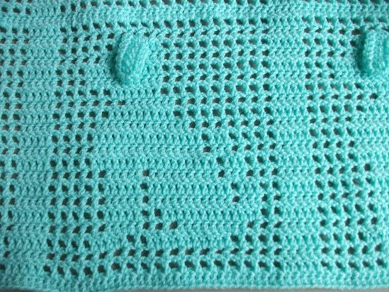 Puppy Dog Crochet Blanket Pattern