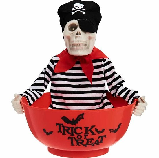 NEW FOR HALLOWEEN - Wilko Animated Candy Bowl £12.00!