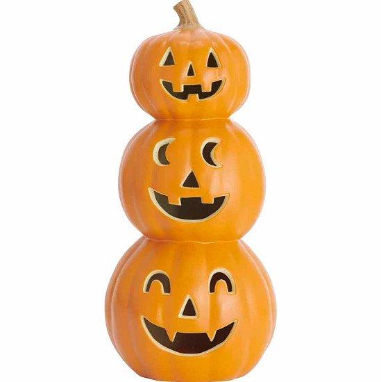 NEW FOR HALLOWEEN - Wilko Triple Pumpkin £15.00!