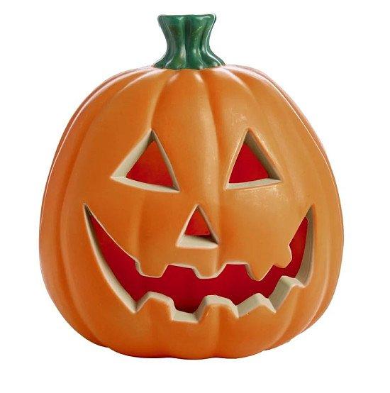 NEW FOR HALLOWEEN - Wilko Halloween Large Light Up Pumpkin £5.00!