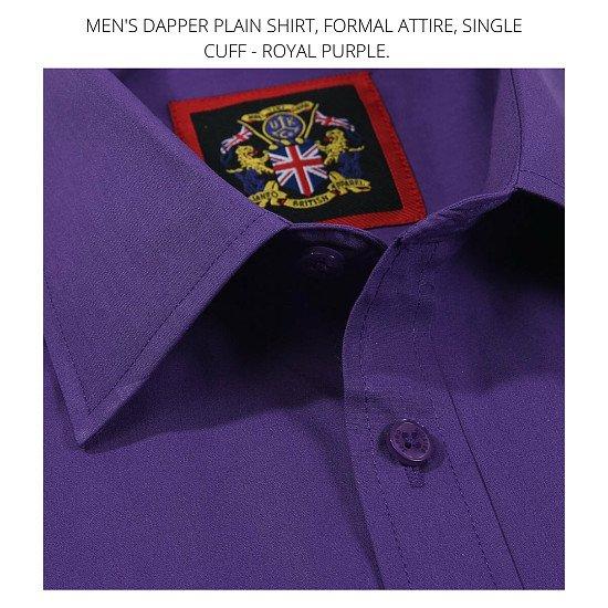 Men's Shirts, Formal Attire.
