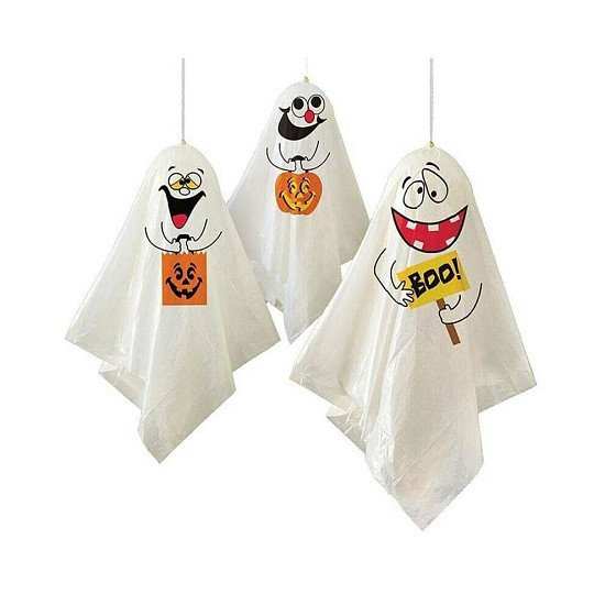 HAUNTED HANGING GHOSTS