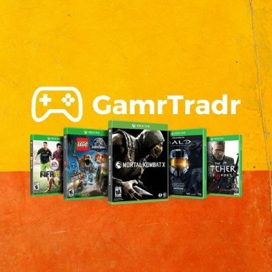 But/Sell/Trade your old videogames with GamrTradr!