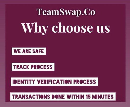TeamSwap.co