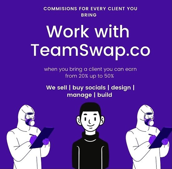 Work with us