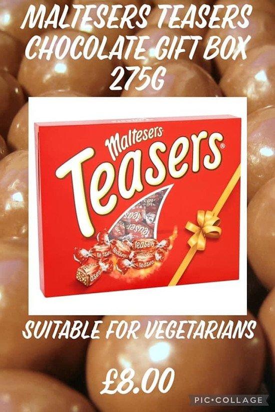 Maltesers Teasers Chocolate Gift Box 275g