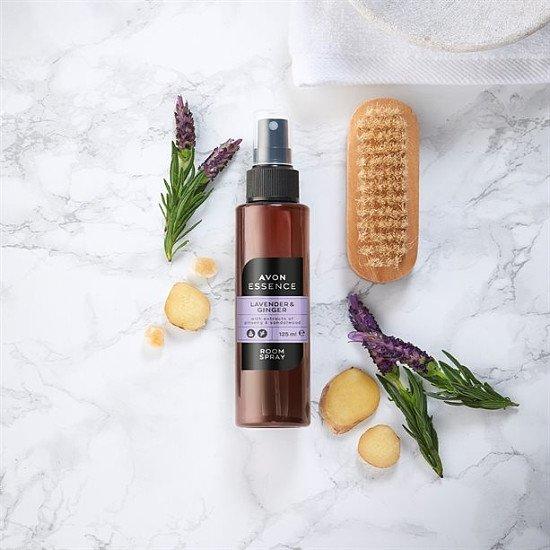 Avon Senses Essence Lavender & Ginger Room Spray