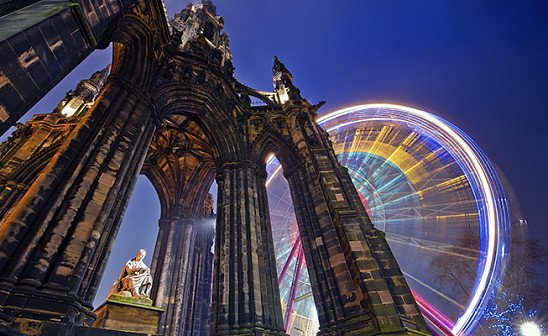 Check out the Edinburgh & Glasgow Christmas Markets!