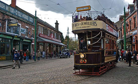 Durham Christmas Market & Beamish - 2 Days from just £109pp!