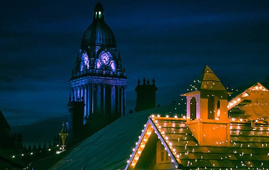 Skipton & Leeds Christmas Markets - 3 Days from just £129pp!