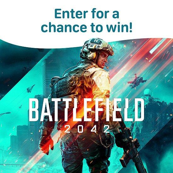 WIN a copy of Battlefield 2042