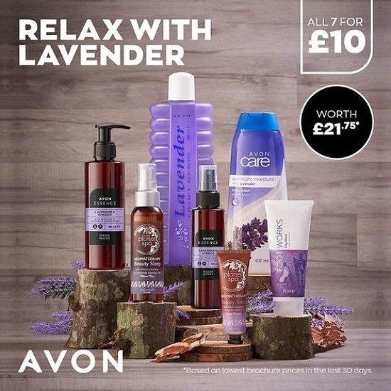 Lavender Pamper Pack
