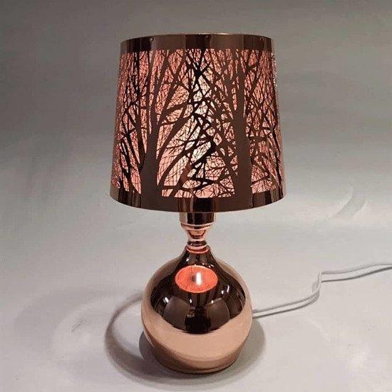 Rose Gold Aroma Lamp Burner