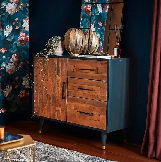 SAVE £85.00 - Franklin Small Sideboard!