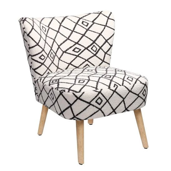 Berber Occasional Chair - Now just £89.00!