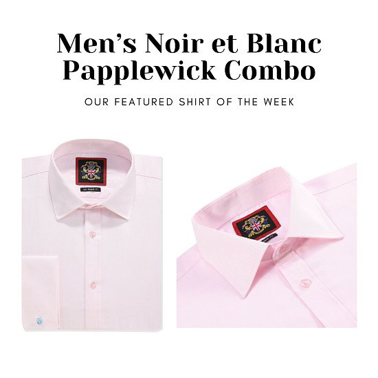 Our Featured Men's shirt of the week!