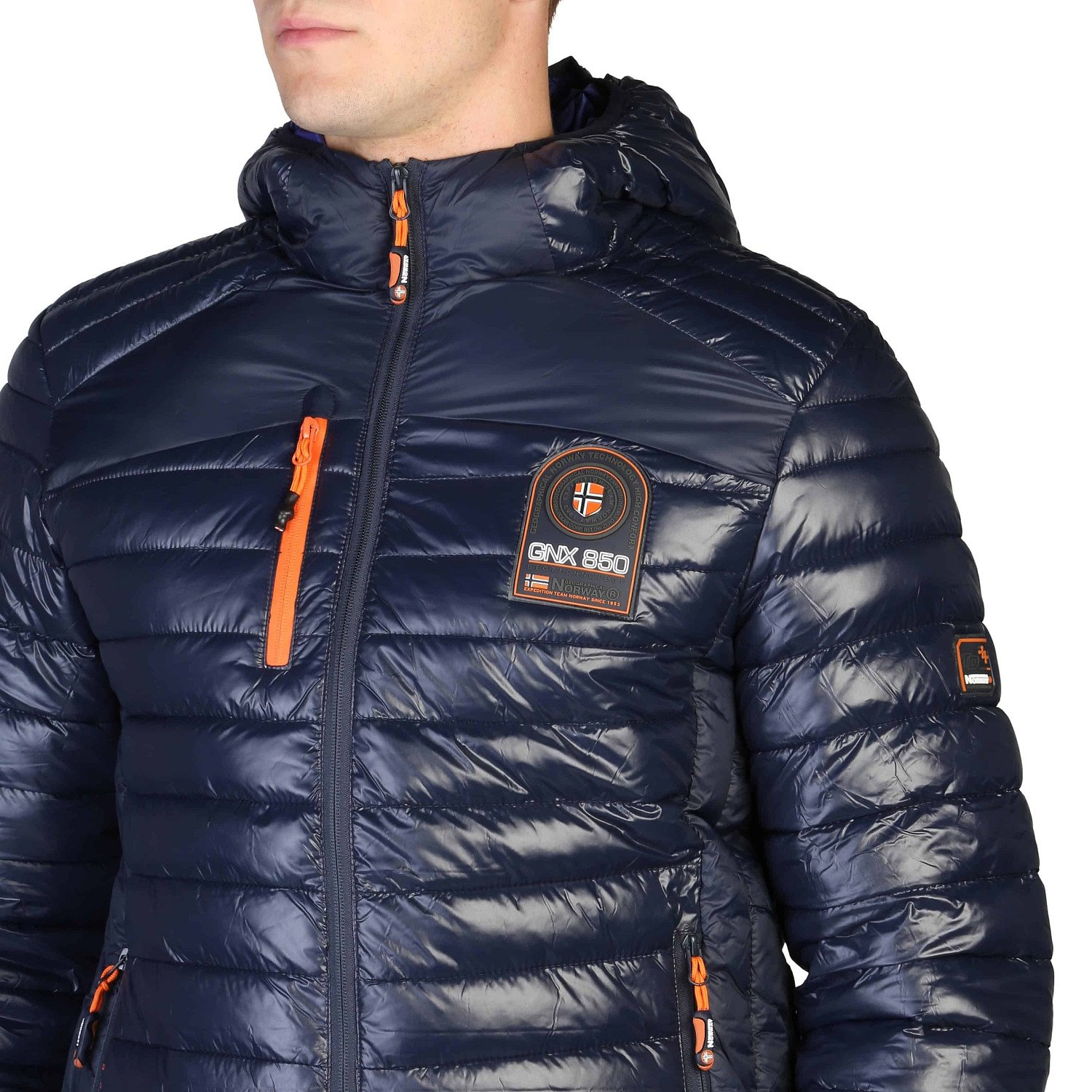 New Items - GEOGRAPHICAL NORWAY – Briout_man – Blue