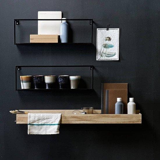 SAVE - Meert Slim Wall Shelf by Woood