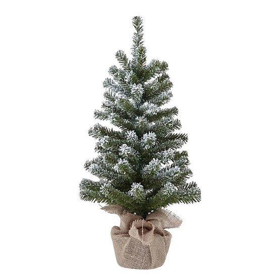 2ft Snowy Tabletop Christmas Tree - £12.00!