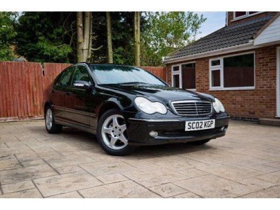 £1,495 Mercedes-Benz C Class 2.1 C220 CDI Avantgarde 4dr CRUISE CONTROL, GREAT MPG