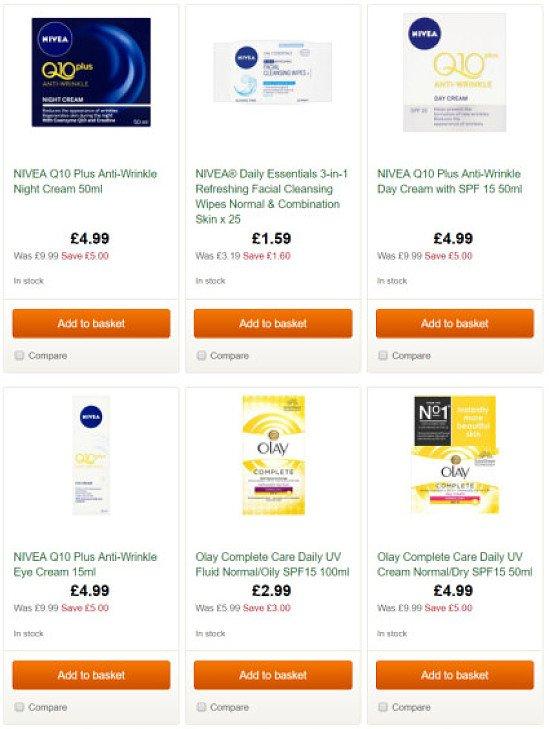 Summer Skin Essentials - HALF PRICE