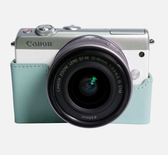 Get the NEW Cannon EOS M100 bundle today!