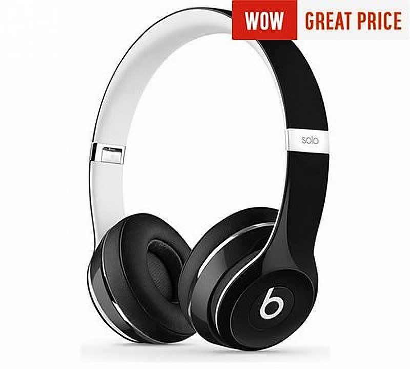 BLACK FRIDAY DEALS - Beats Solo2 On-Ear Headphones Luxe Edition £89.99!