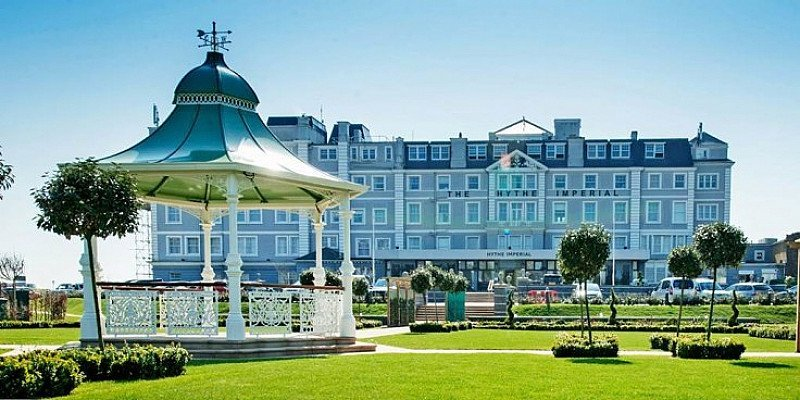 £65 – Kent coast escape with breakfast, 63% off