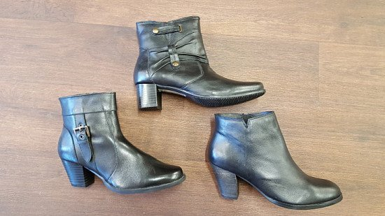 New Boots - Available in store