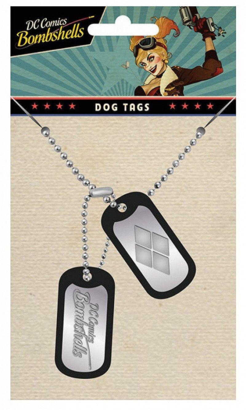 DC Comics Harley Quinn Diamond Dogtag for £4.50 were £8.99