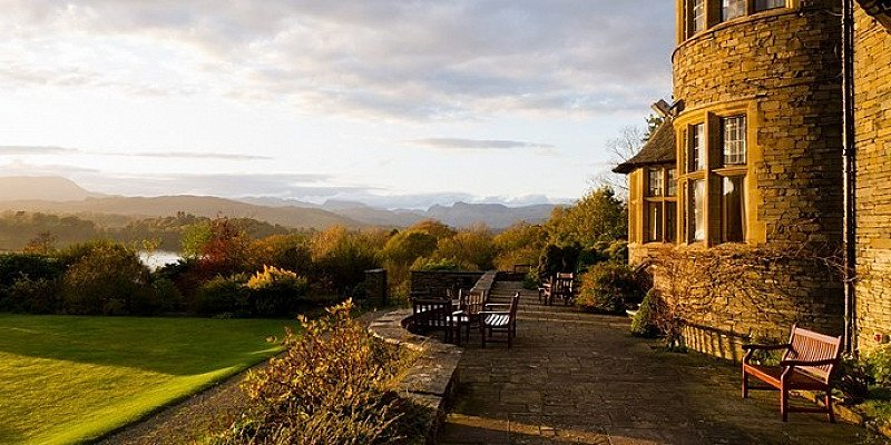 Edwardian Lake District country-house escape for £95