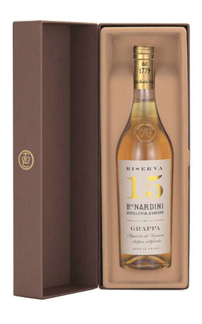 Nardini - Riserva 15 Year Old Was £50.14 - Now £43.73