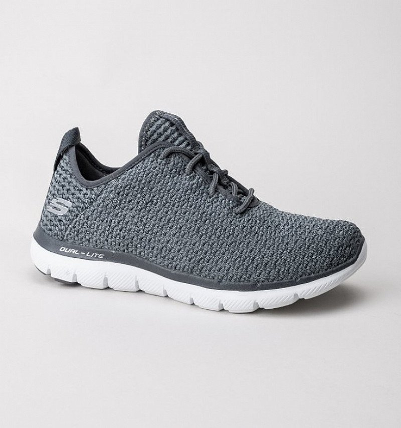 Skechers- Flex Appeal 2- Bold Mov Trainers