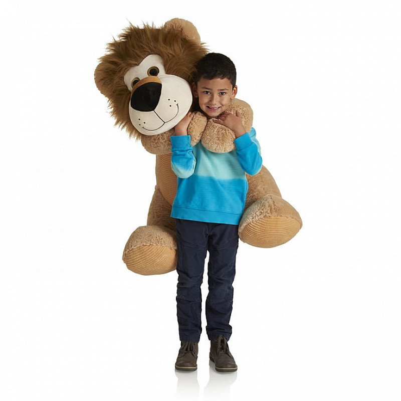 Larry the Massive Lion - HALF PRICE - Now only £15