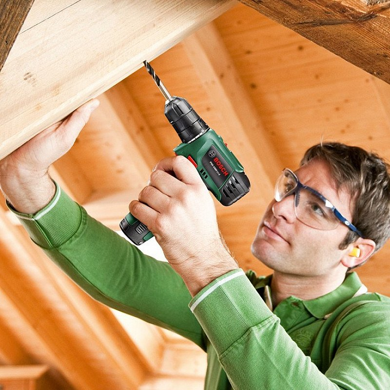 Get the best tools in for the New Year - Bosch Cordless Drill Driver £24.95