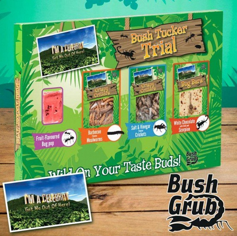 BUSH TUCKER TRIAL - Now ONLY - £14.39