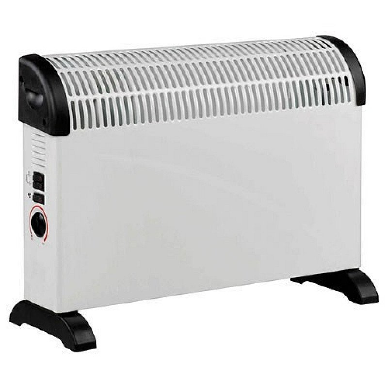 CLEARANCE - SAVE £10.00 on Air Electric Heater Thermostat & Turbo Fan 2000w!