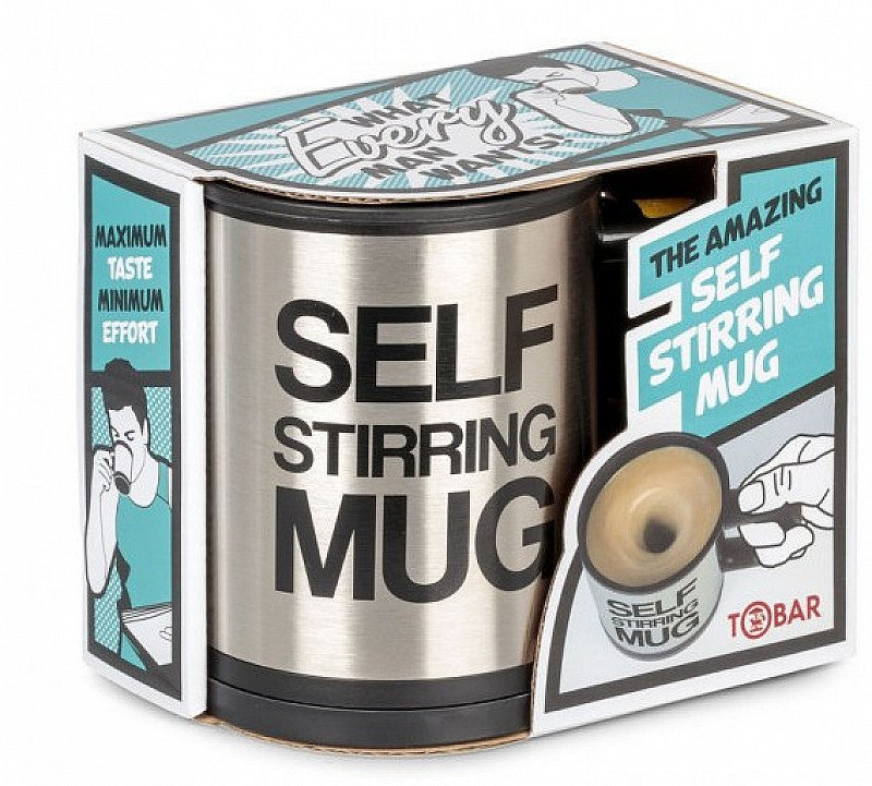 SELF STIRRING MUG Save £3