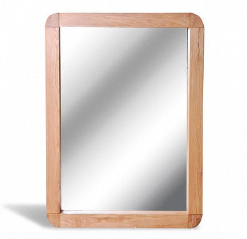 Save £100 on this Oak Lounge Mirror