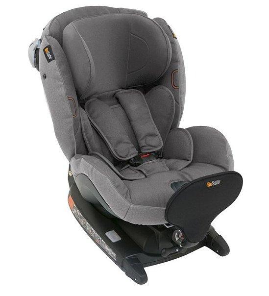 SAVE £50.00 - BeSafe Combi 0-1 + Car Seat (Metallic Mélange)!