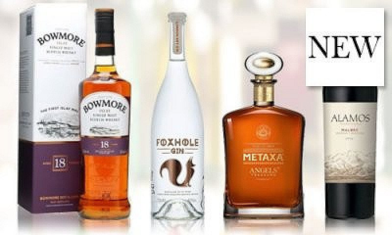 NEW LISTINGS - Keep up to date with out latest new wine, distilleries, brews and more!