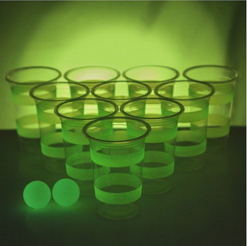 Huge Hawkin Sale - Including Glow In The Dark Beer Pong: SAVE 50%!
