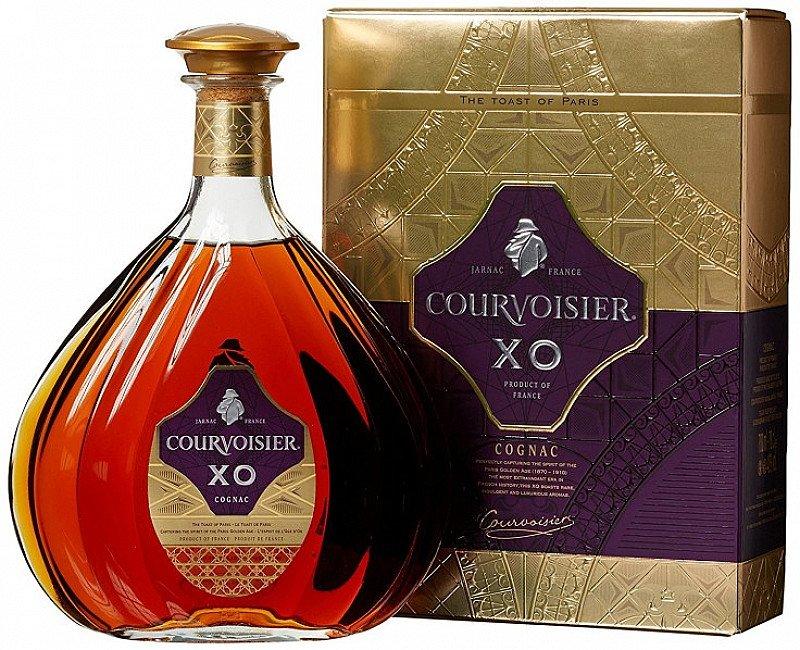 SAVE £12.49 - Courvoisier XO 70cl Bottle!