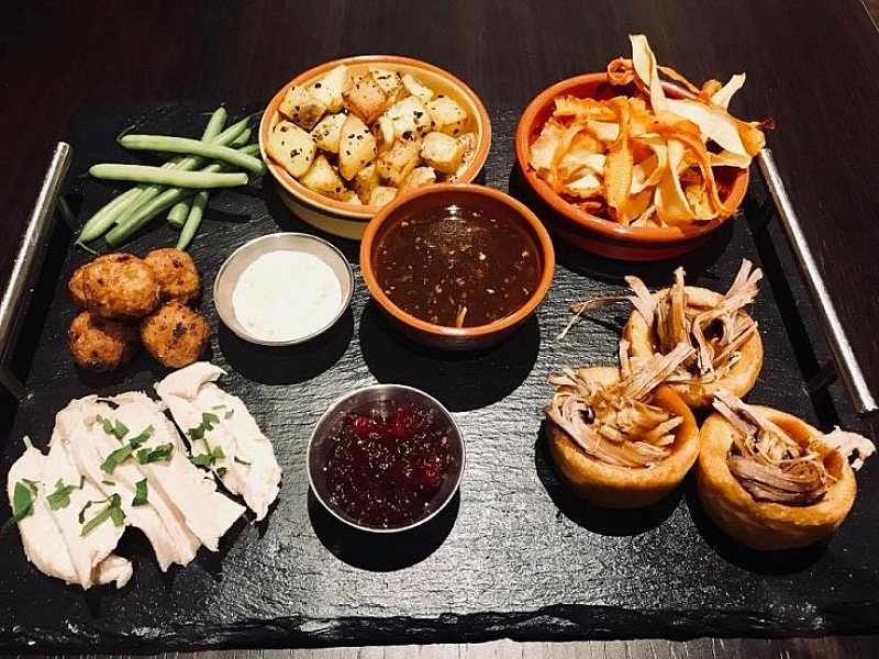 Look what's Coming Soon.... The Sunday Roast Tapas Board!