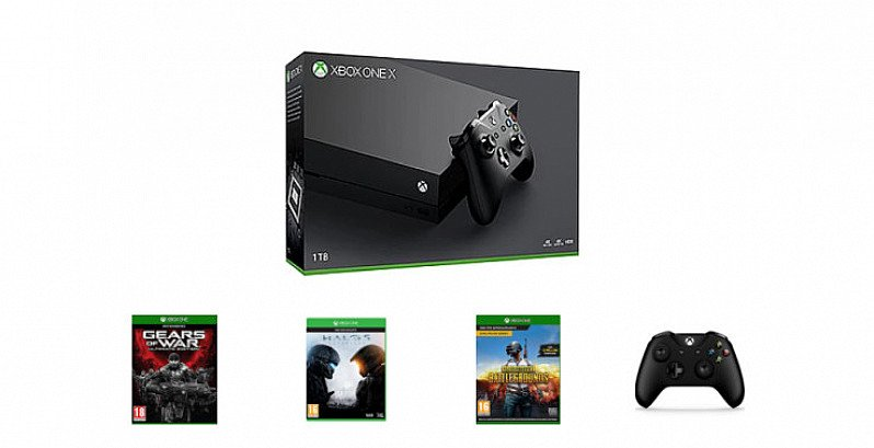 Save over £100 on this Xbox One X Bundle